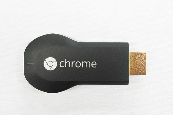 iPhoneでChromecastの初期設定をする方法