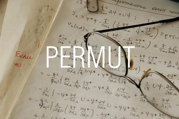 PERMUT関数で順列の数を求める