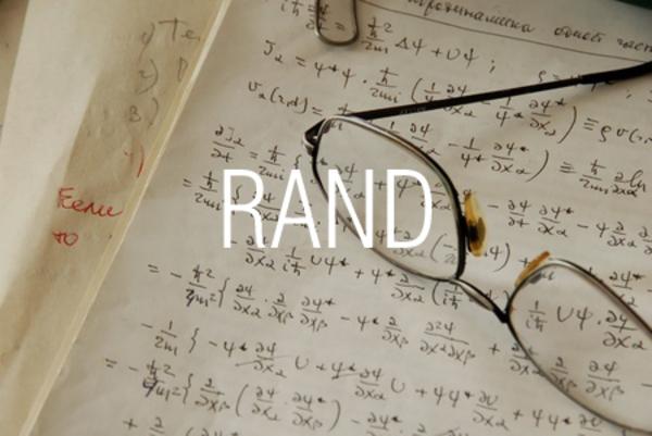 RAND関数で乱数を発生させる