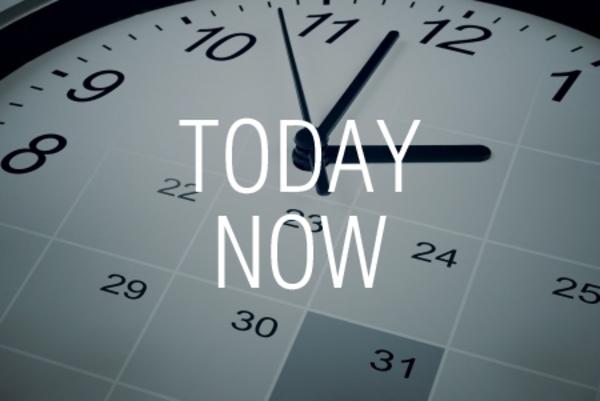 TODAY関数/NOW関数で現在の日付と時刻を求める