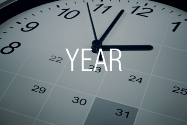YEAR関数で日付から「年」を取り出す