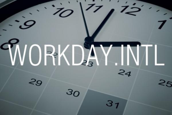 WORKDAY.INTL関数で指定した休日を除外して期日を求める