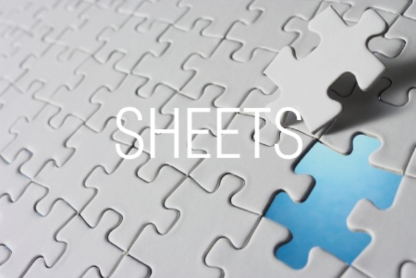 SHEETS関数でワークシートの数を調べる