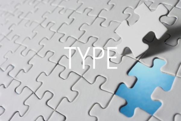 TYPE関数でデータの種類を調べる