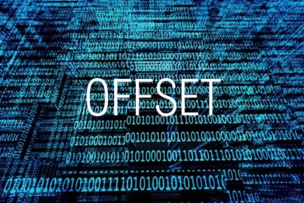 OFFSET関数で指定したセルのセル参照を求める