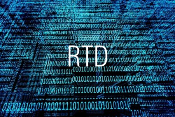 RTD関数でRTDサーバーからデータを取り出す