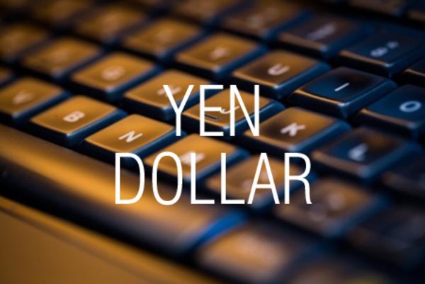 YEN関数/DOLLAR関数で数値に通貨記号と桁区切り記号を付ける