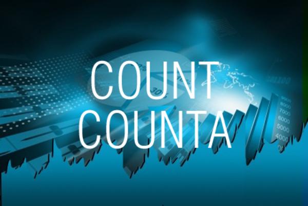 COUNT関数/COUNTA関数で数値や日付、時刻、またはデータの個数を求める