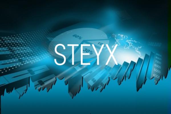 STEYX関数で回帰直線の標準誤差を求める