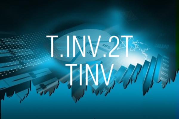 T.INV.2T関数/TINV関数でt分布の両側確率から逆関数の値を求める
