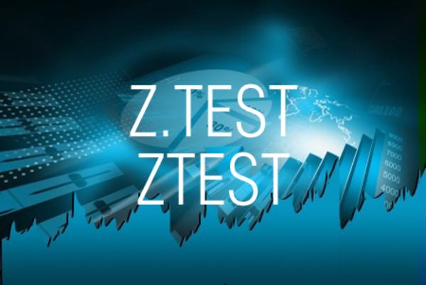 Z.TEST関数/ZTEST関数で正規母集団の平均を検定する