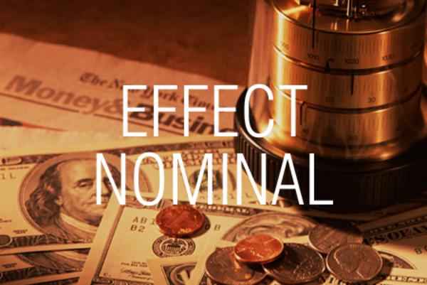 EFFECT関数/NOMINAL関数で実効年利率や名目年利率を求める