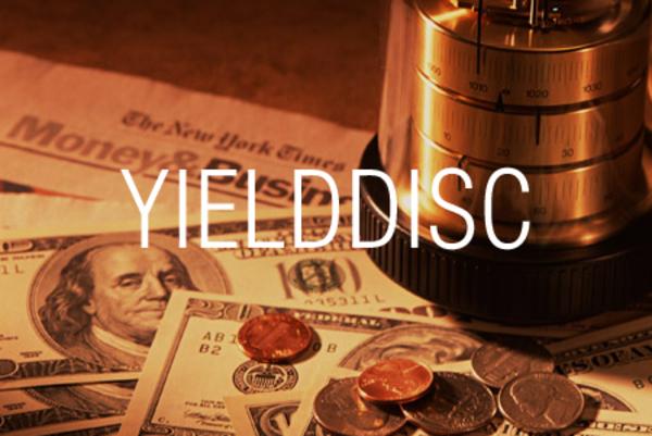 YIELDDISC関数で割引債の単利年利回りを求める