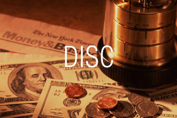 DISC関数で割引債の割引率を求める
