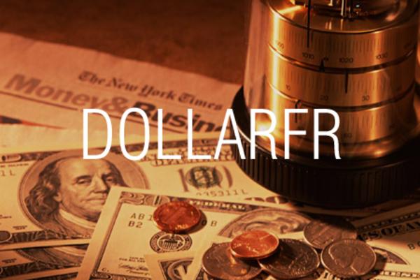 DOLLARFR関数で小数表記のドル価格を分数表記に変換する
