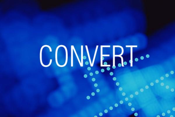CONVERT関数で数値の単位を変換する