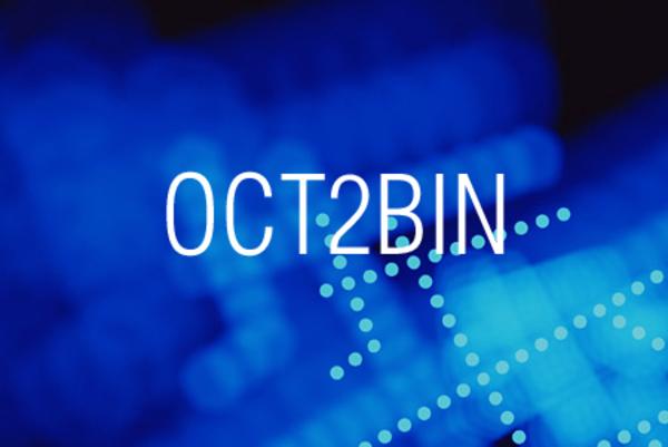 OCT2BIN関数で8進数表記を2進数表記に変換する