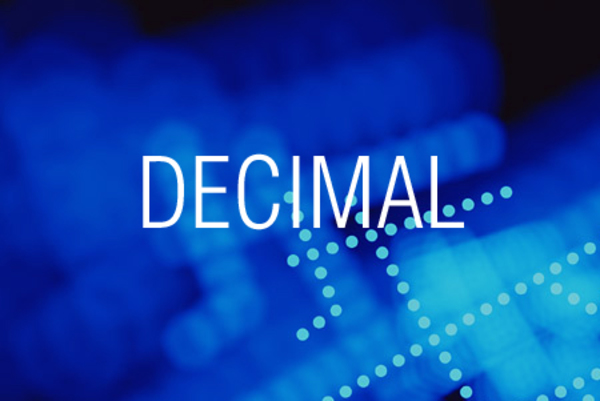 DECIMAL関数でn進数表記を10進数表記に変換する