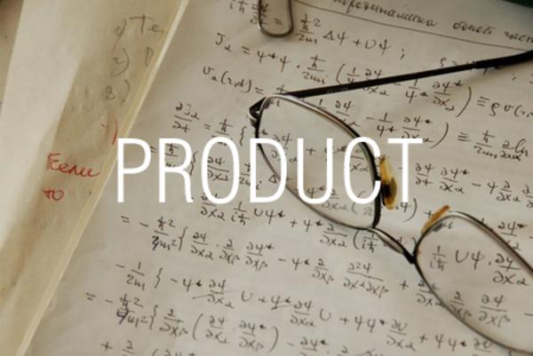 PRODUCT関数で積を求める