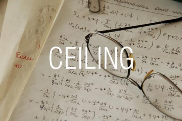 CEILING関数で数値を基準値の倍数に切り上げる