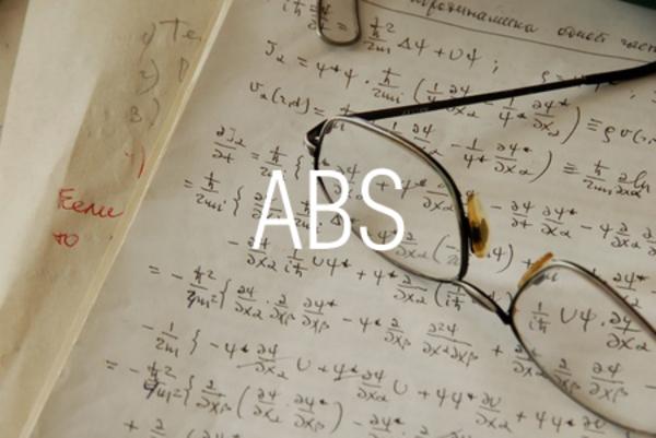 ABS関数で絶対値を求める