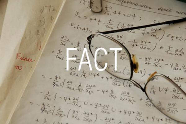 FACT関数で階乗を求める