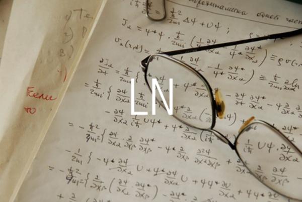 LN関数で自然対数を求める