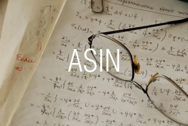 ASIN関数で逆正弦を求める