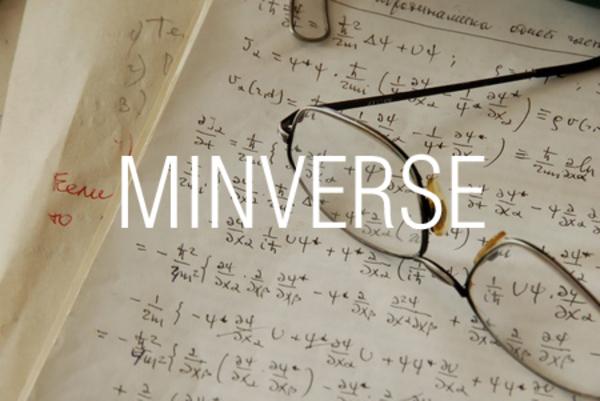 MINVERSE関数で行列の逆行列を求める