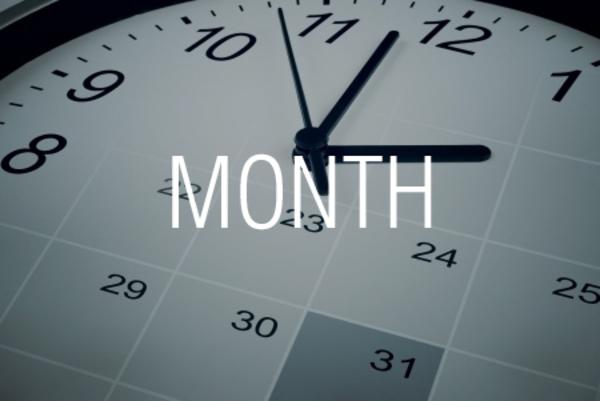 MONTH関数で日付から「月」を取り出す