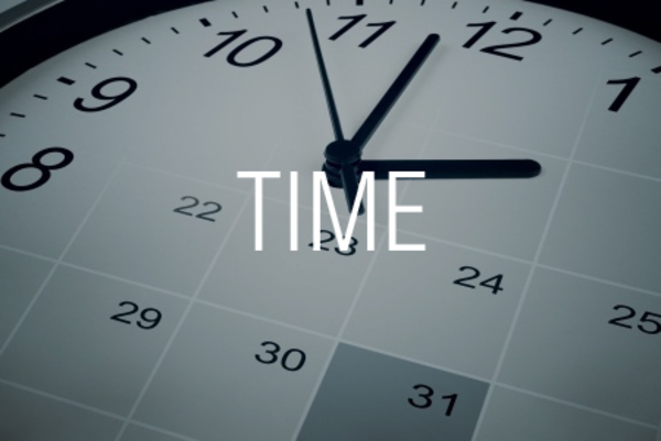 TIME関数で時、分、秒から時刻を求める
