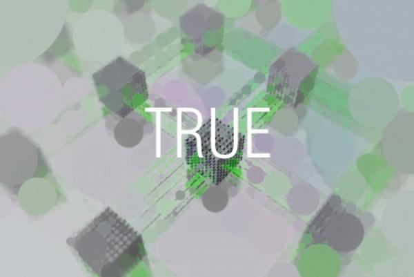 TRUE関数で常に真(TRUE)であることを表す