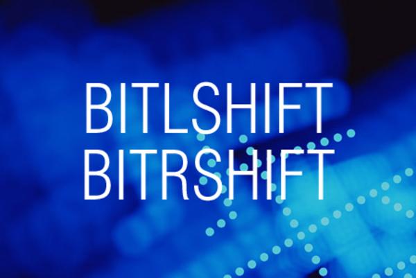 BITLSHIFT関数/BITRSHIFT関数でビットを左または右にシフトする