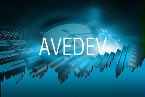 AVEDEV関数で数値をもとに平均偏差を求める