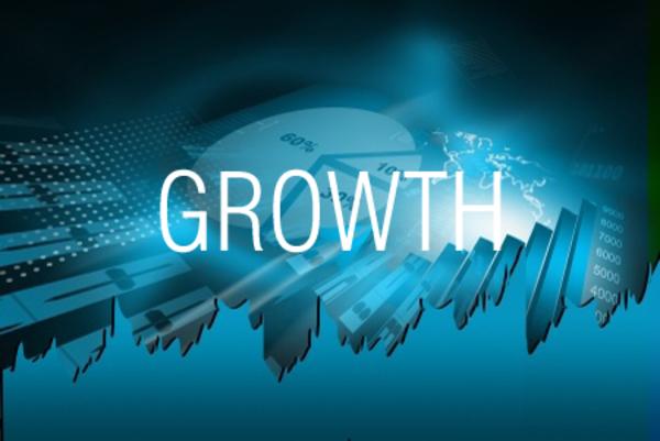GROWTH関数で指数回帰曲線を使って予測する