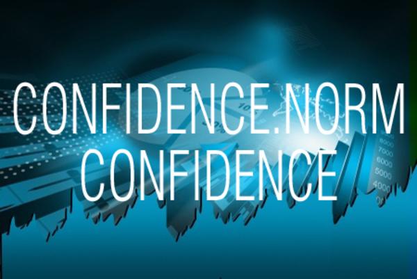 CONFIDENCE.NORM関数/CONFIDENCE関数で母集団に対する信頼区間を求める(正規分布を利用)