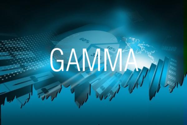 GAMMA関数でガンマ関数の値を求める