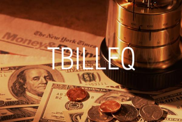 TBILLEQ関数で米国財務省短期証券の債券換算利回りを求める