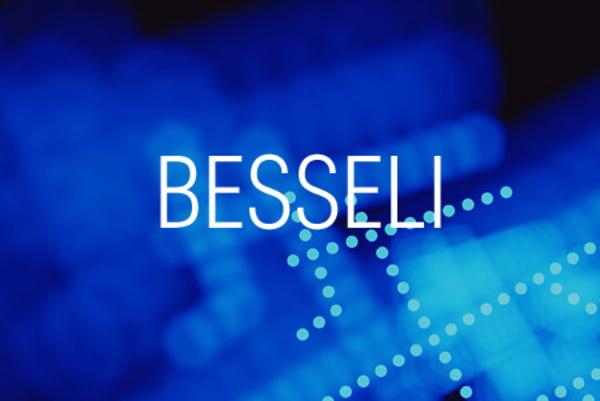 BESSELI関数で第1種変形ベッセル関数の値を求める