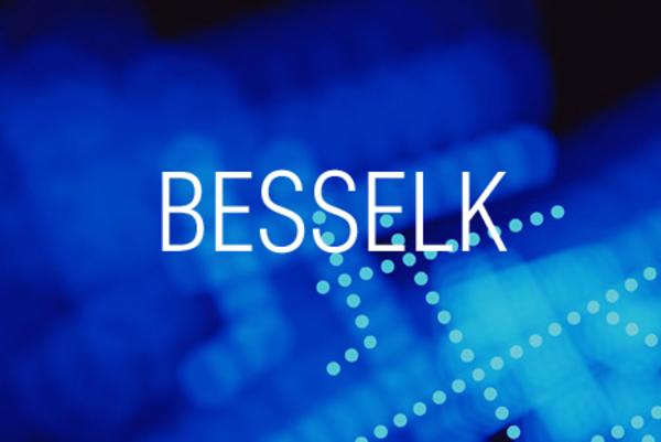 BESSELK関数で第2種変形ベッセル関数の値を求める