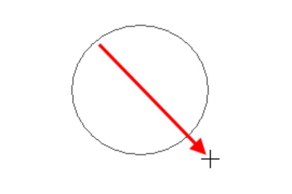 Word 2013で真ん丸な円を描くには