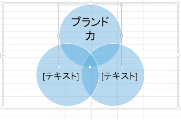 Excelで図表を作成する