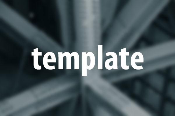 templateタグの意味と使い方