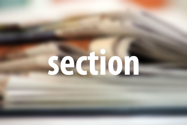sectionタグの意味と使い方