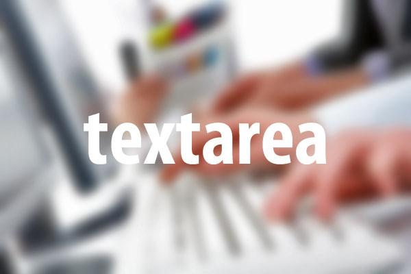 textareaタグの意味と使い方