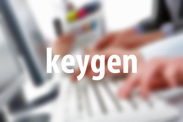 keygenタグの意味と使い方