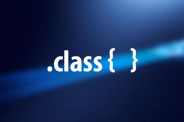 指定したクラス名を持つ要素にスタイルを適用する