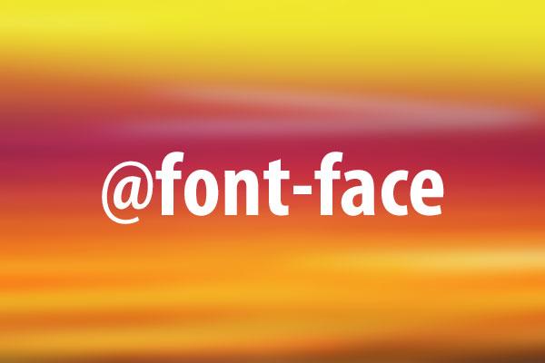 Webフォントの利用を指定する@font-face規則の使い方
