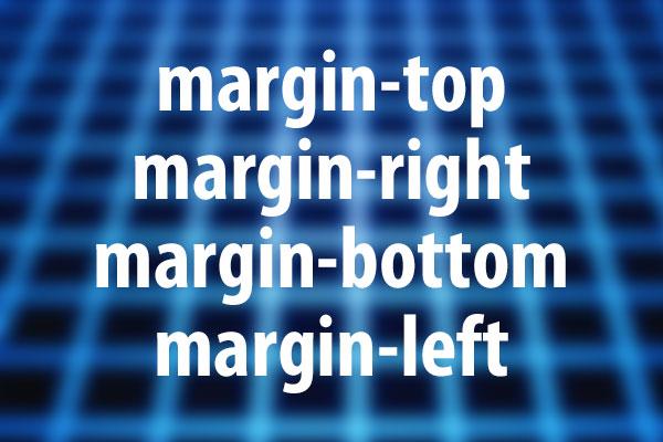 margin系プロパティの意味と使い方
