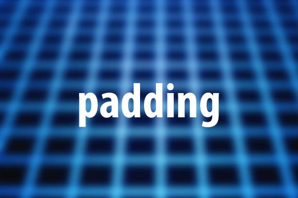 paddingプロパティの意味と使い方
